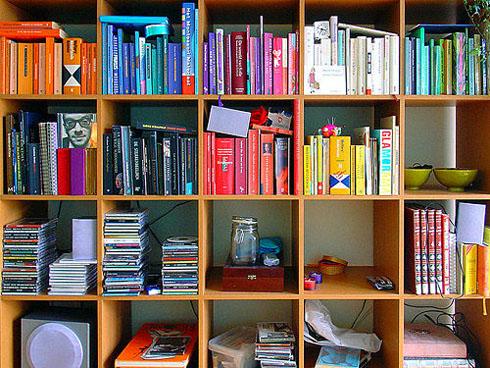 Bookshelf Delight (1/5)