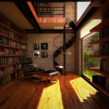 Ultimate reading room