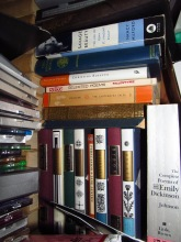 The Non-Fiction and poetry