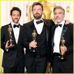 The beards, pardon, boys of Argo.