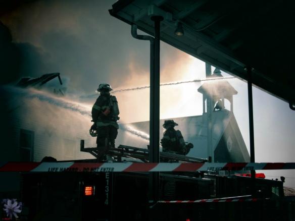 Dramatic Firemen