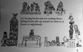 This is why I need more bookshelves