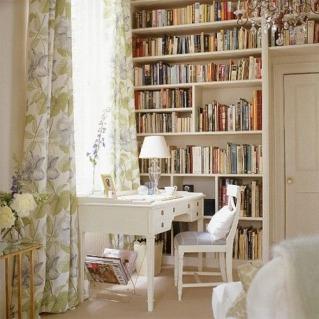 My ultimate writing room...