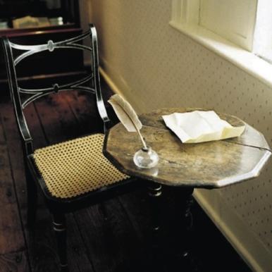 33. Jane Austen, novelist.