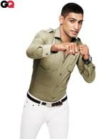 boxer Amir Khan