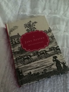 An Austen book of course
