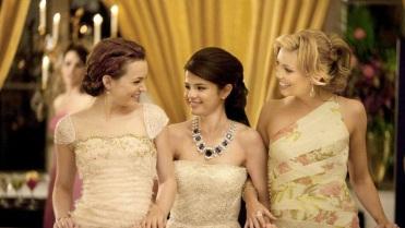 Leighton Meester, Selena Gomez and Katie Cassidy