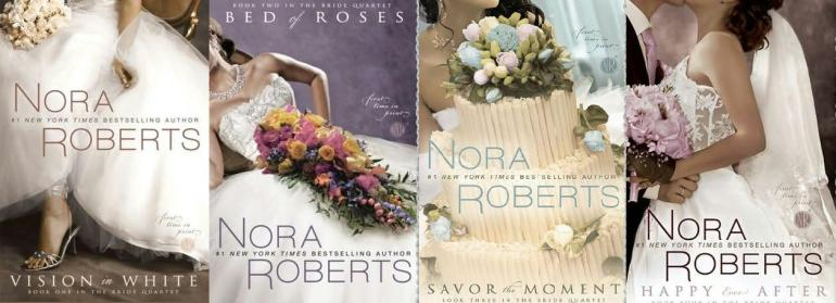 The Bride Quartet by Norah Roberts