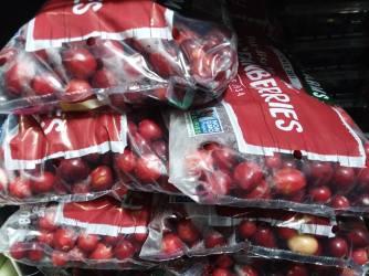 Cranberries!!!!