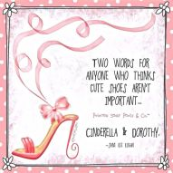 cinderella dorothy