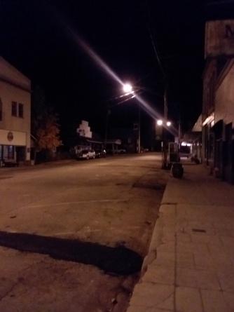 Up main street