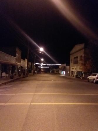 Down main street